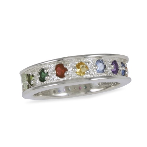 Black Hills Silver Mothers Family Band with  2.5MM...