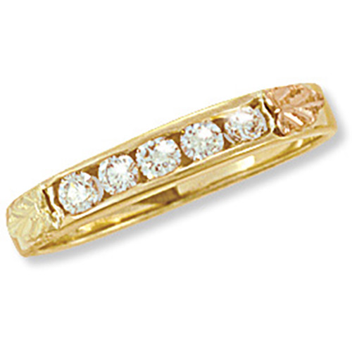 Landstroms Black Hills Gold Diamond Wedding Annive...