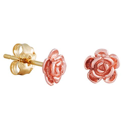 Rose Earrings from Landstorms
