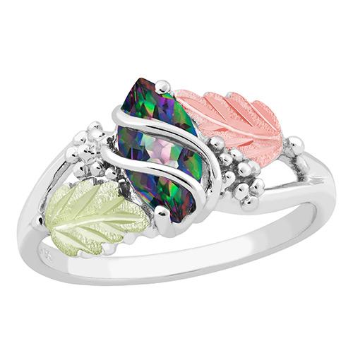 Black Hills Silver Mystic Fire Ring