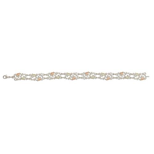 Black Hills Silver Filigree Bracelets