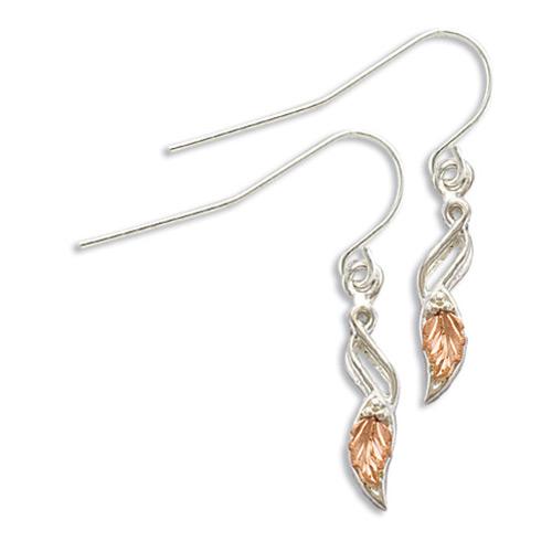 Black Hills Silver Freeform  earrings