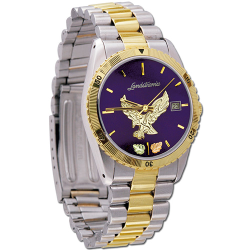 Black Hills Gold Eagle Men Watch from Landstroms -...